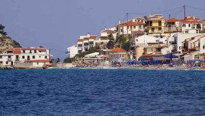 Dorpen en stadjes op Samos
