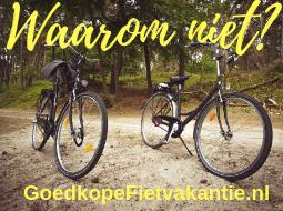 Goedkope fietsvakantie